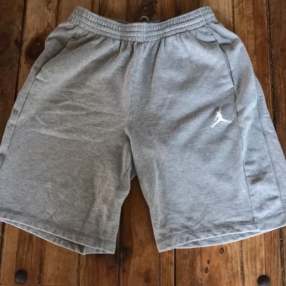 jordan sweat shorts Shop Clothing